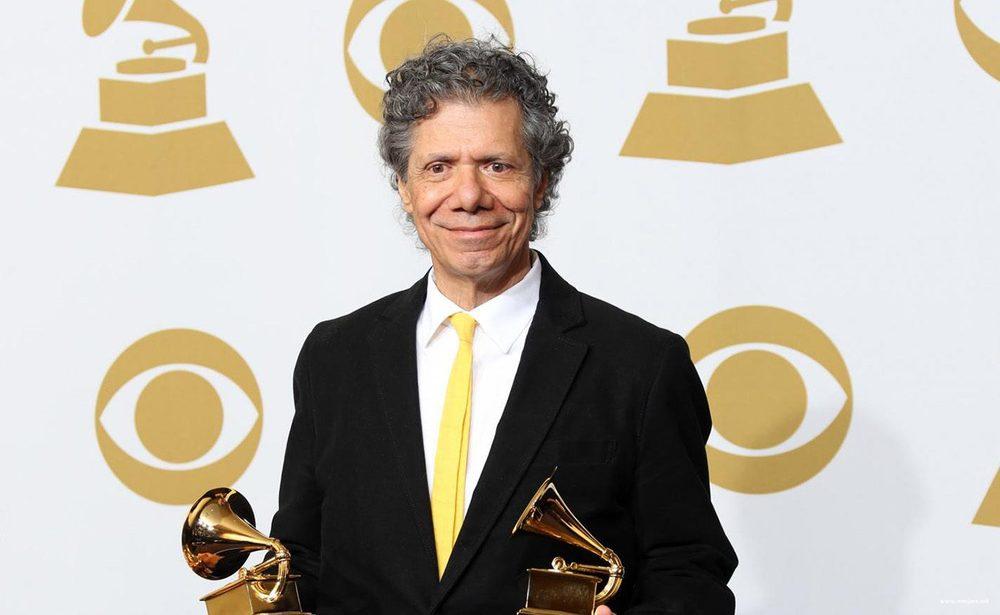 3 올해 그래미 어워드에서 2개 부문을 수상한 칙 코리아. 재즈 아티스트 가운데 가장 많은 수상 경력을 가진 뮤지션이기도 하다..jpg