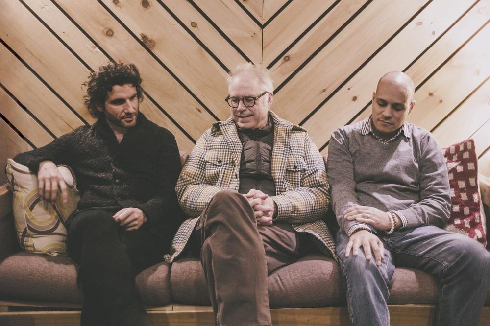 좌로부터) 로맹 콜랑, 빌 프리셀, 그레고어 마레.jpg