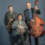 Crosscurrents Trio (Feat. Dave Holland, Zakir Hussain, Chris Potter)