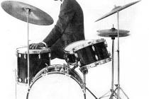 ⚡#19아트 테일러(Art Taylor) - 재즈의 '기본' 가장 잘 보여준 명 드러머!
