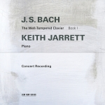 Keith Jarrett - J.S. Bach , The Well-Tempered Clavier Book1 (ECM/2019)